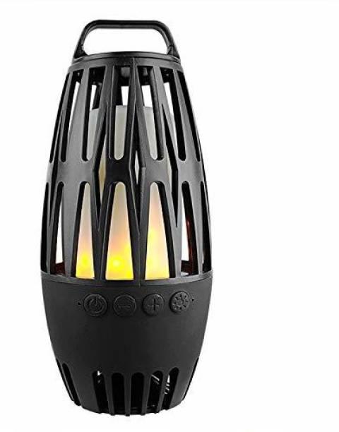 ALTEC LANSING AL-PT-14 Bookshelf Style Portable Lamp Bluetooth Speaker with LED Light, FM Radio & USB Player Function 5 W Bluetooth Speaker