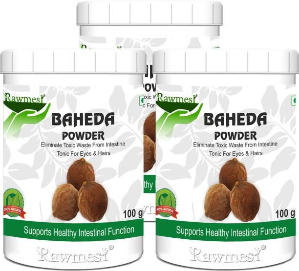 Rawmest Organic Baheda Fruit Powder 100 gm
