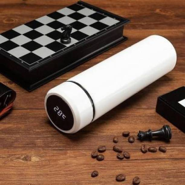 Lekh Enterprise by Rolimoli.com Smart Vacuum Insulated Water Bottle with LED Temperature Display 500 ml Bottle