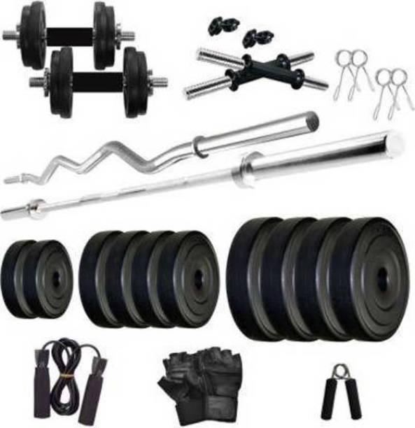 sai kirpa traders 8 Kg Pvc Home Gym Set Gym & Fitness Kit