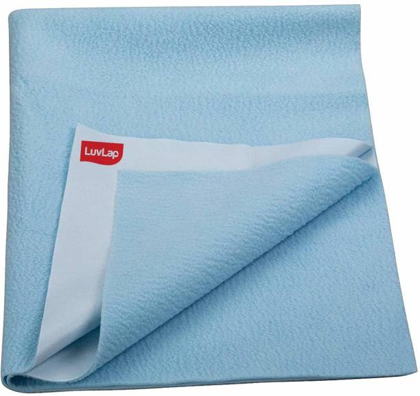 LuvLap Cotton Baby Bed Protecting Mat