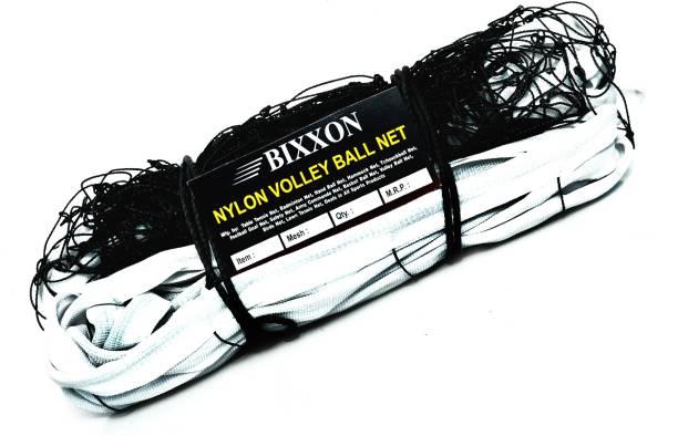 Bixxon Gold Star Volleyball Nets 10 Mesh Pack of 1 Net Volleyball Net