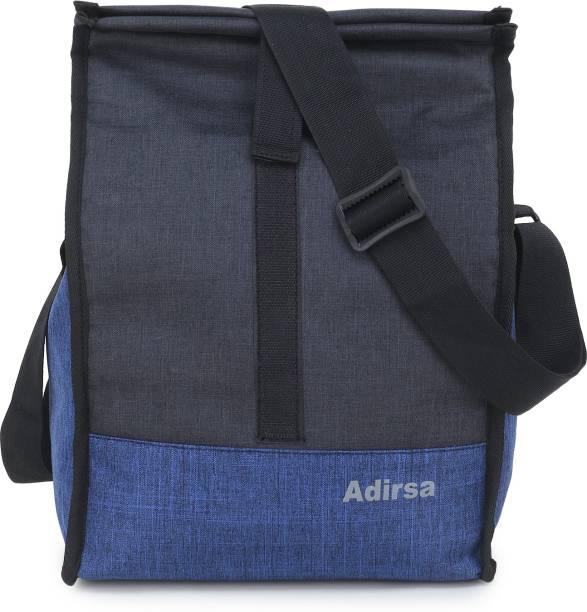 ADIRSA tiffin bag for Men, Women, Kids, School, Picnic, Work Carry Bag for Lunch Boxes /Adjustable Shoulder belt / Bag Lunch Bag