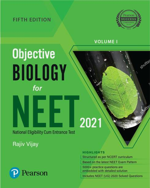 Objective Biology for Neet