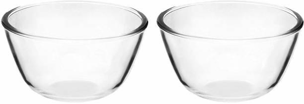 Cutting EDGE Glass Mixing Bowl