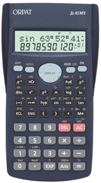 ORPAT SCIENTIFIC CALCULATOR FOR STUDENTS Scientific  Calculator