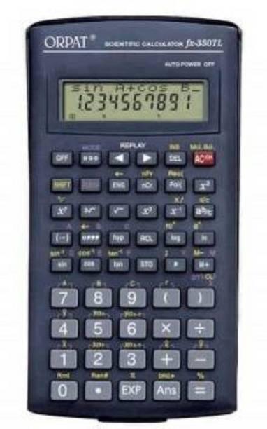ORPAT SCIENTIFIC CALCULTOR FOR HIGH SCHOOL Scientific  Calculator