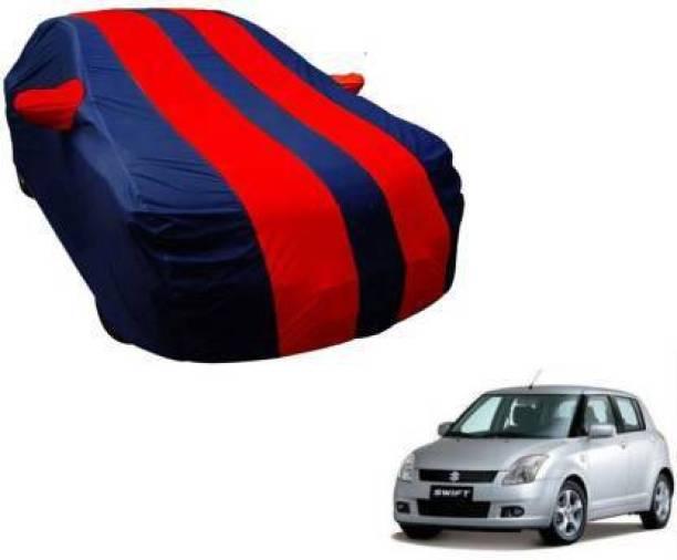 WPC Car Cover For Maruti Suzuki Swift (With Mirror Pockets)