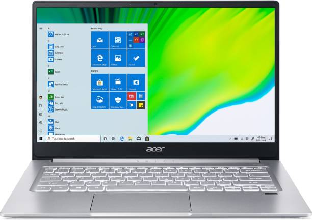 acer Swift 3 Core i5 11th Gen Intel EVO - (16 GB/512 GB SSD/Windows 10 Home) SF314-59-524M Thin and Light Laptop