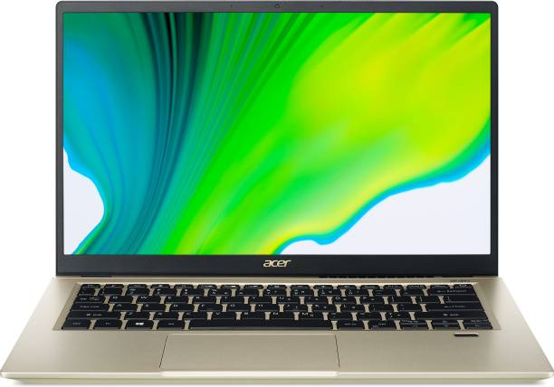 acer Swift 3 Core i5 11th Gen - (16 GB + 32 GB Optane/512 GB SSD/Windows 10 Home/4 GB Graphics) SF314-510G-57FW Thin and Light Laptop