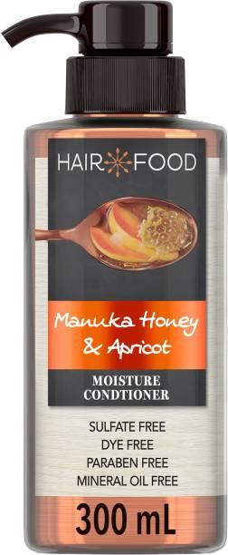 Hair Food Moisture Conditioner, Manuka Honey & Apricot, 300ml