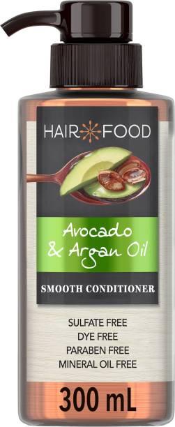Hair Food Smooth Conditioner, Avocado & Argan Oil, 300ml