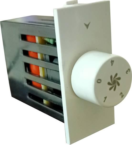PRV SWITCH 5 STEP -1PC FAN REGULATOR Step-Type Button Regulator Step-Type Button Regulator