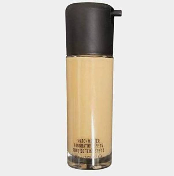 Garry's foundation for all skin type foundation(NC-25) foundation Foundation