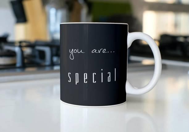 purezento You Are Special mug for someone special gift for special person Ceramic Coffee Mug