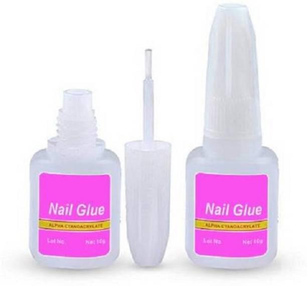 McAdams Super Strong Nail Glue For Acrylic/Fake Nails