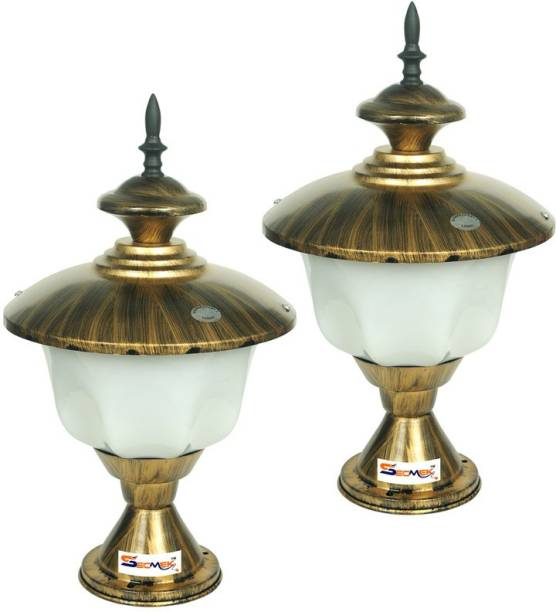 SECMEK Gate Light Outdoor Lamp