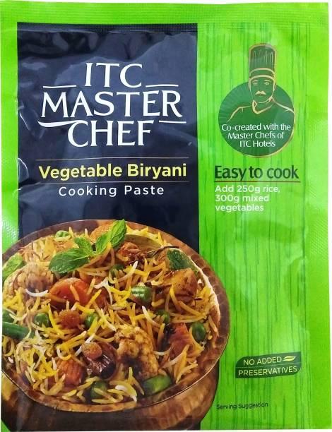 ITC Master Chef Vegetable Biryani