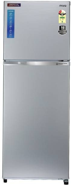 MarQ by Flipkart 338 L Frost Free Double Door 2 Star (2020) Engineered with Panasonic Technology Refrigerator