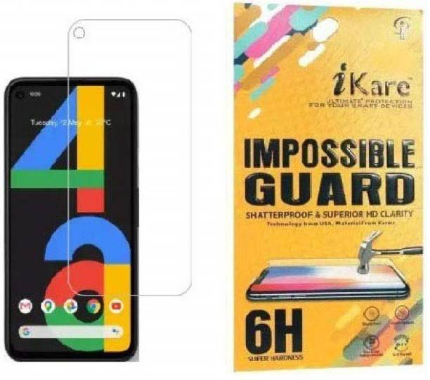 iKare Impossible Screen Guard for Google Pixel 4A, Google Pixel 4a