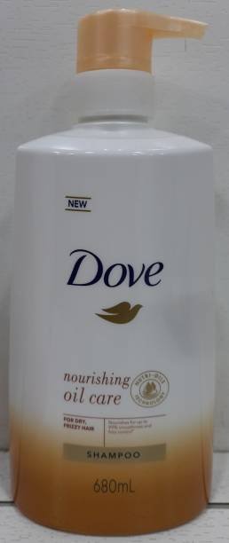 DOVE NOURISHING OIL CARE FOR DRY FRIZZY HAIR SHAMPOO 680 ML