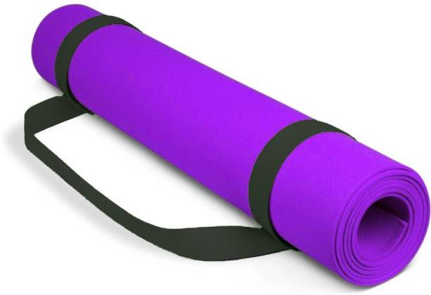 Fitness Mantra Anti Skid Exercise & Yoga Mat with Strap 6 mm Yoga Mat