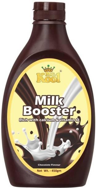 Mr.Kool Milk Booster Chocolate Flavor Milk Drink Syrup Chocolate