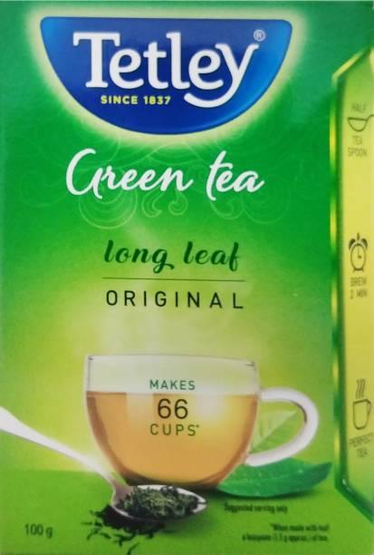tetley Original Green Tea Box