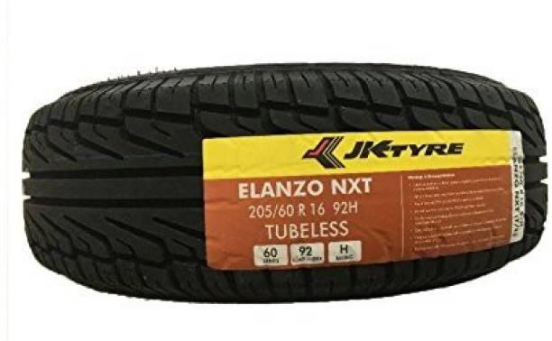 JK TYRE ELANZO NXT 4 Wheeler Tyre
