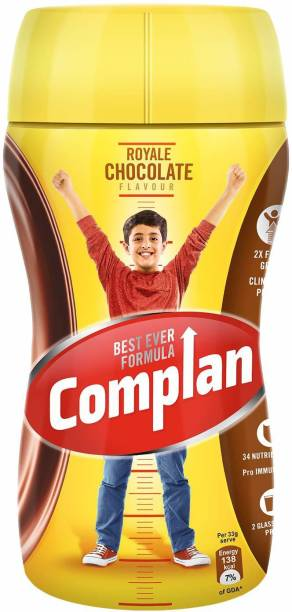 COMPLAN C Plan Chocolate 200 gm jar