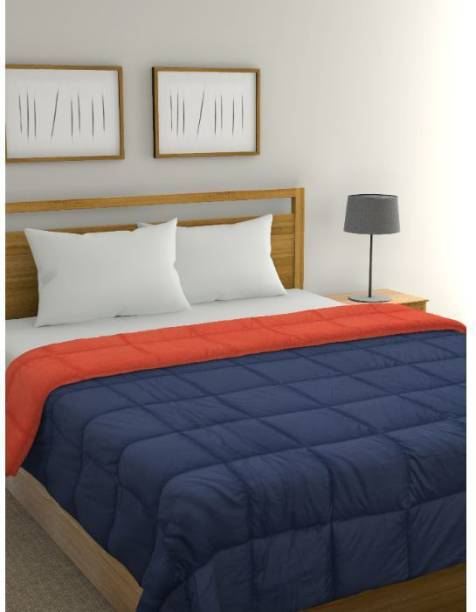Raymond Home Solid Double Quilt