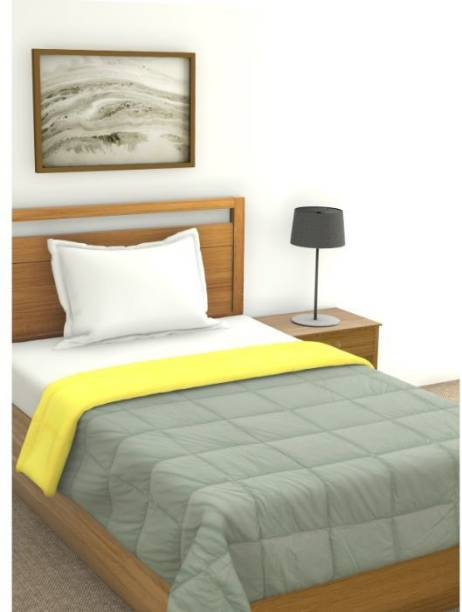 Raymond Home Solid Single Quilt