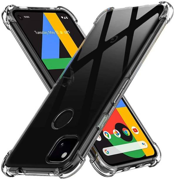 Cover Alive Back Cover for Google Pixel 4a