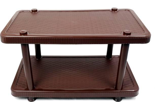 Esquire Centre Table Cane model Plastic Outdoor Table