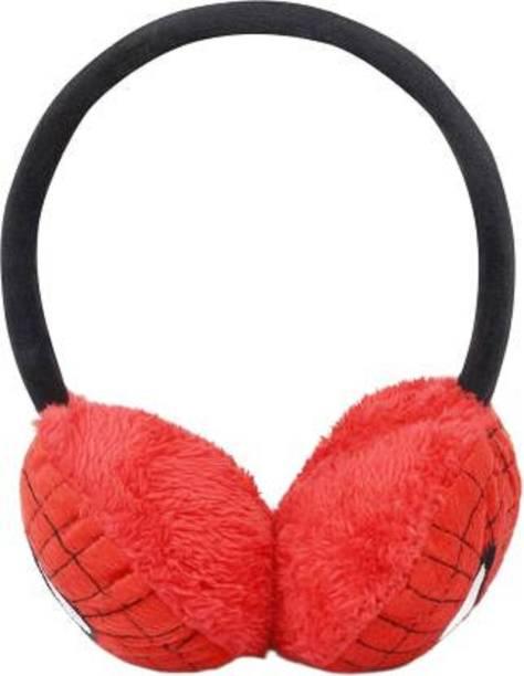 Friendskart ear muffs Spiderman Winter Outdoor wear Star Ear Muffs/Warmer for Men and Women, Ideal Head/Hair Accessory during winters Ear Muff