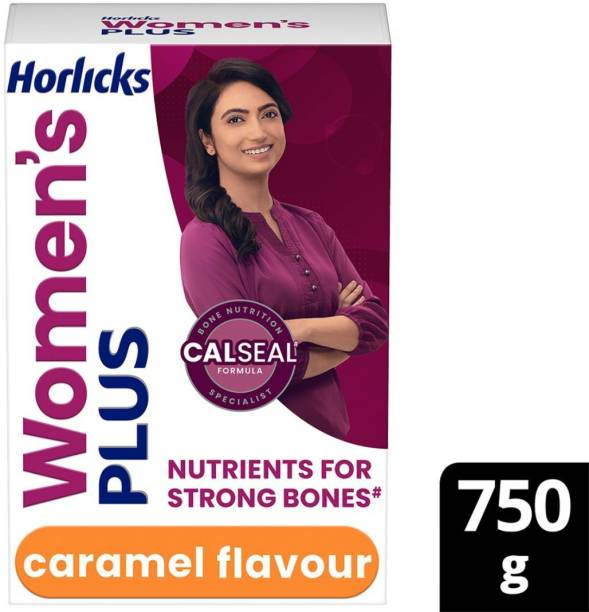 Women's Horlicks Calseal Formula - Caramel Flavor