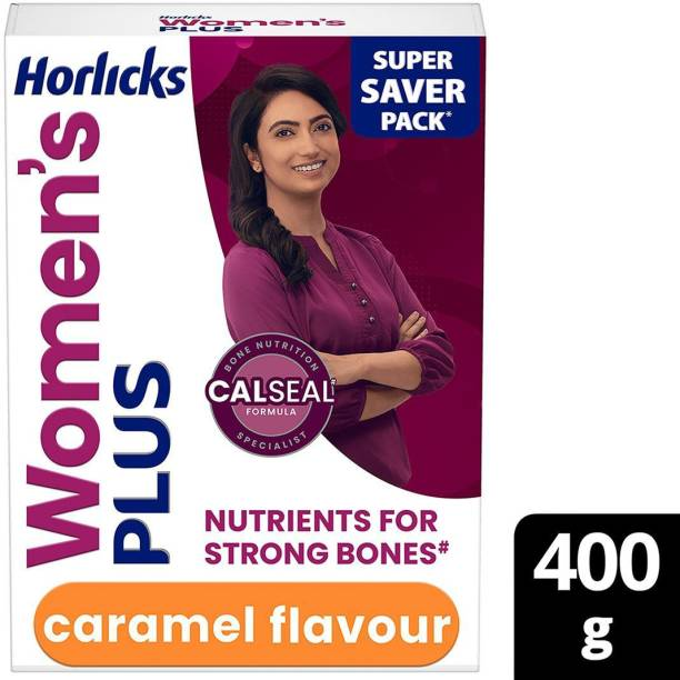 Women's Horlicks Calseal Formula - Caramel Flavour