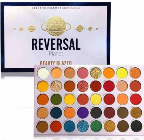 Beauty Glazed Colorful Charm EyeShadow Reversal Planet Makeup Pallete 20 ml