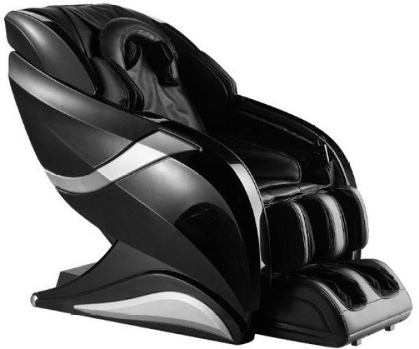 HCI eRelaxic a Japanese Therapeutic Massage Chair with Zero Gravity, Full Body Stretch, Hot Stone, Longest 145 cm SL Massage Track. (Black) Massage Chair