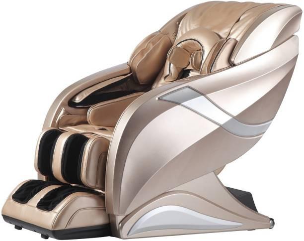 HCI HC eRelaxic a Japanese Therapeutic Massage Chair with Zero Gravity, Full Body Stretch, Hot Stone, Longest 145 cm SL Massage Track. (Golden) Massage Chair
