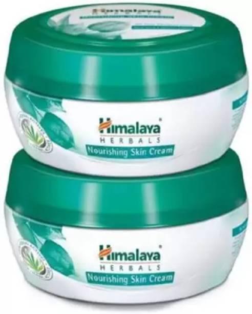 HIMALAYA Nourishing Skin Cream-Light & Non-Greasy 2x100g