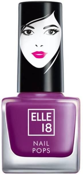 ELLE 18 Nail Pops Nail Color 162 162