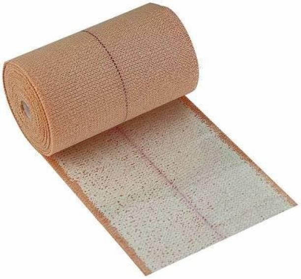 JEEL EXIM elastic adhesive bandage 8cm*4/6mts Crepe Bandage Crepe Bandage