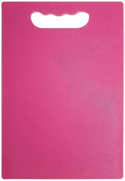 ATARC kitchen Household Tough & Durable Poly Cutting & Chopping Board Plastic Cutting Board Pink Polypropylene Cutting Board