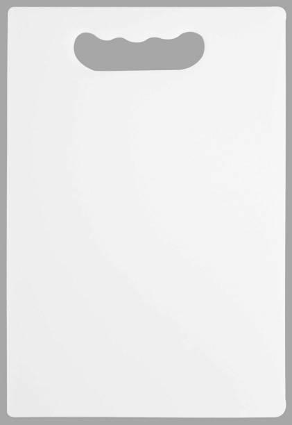ATARC kitchen Household Tough & Durable Poly Cutting & Chopping Board Plastic Cutting Board White Polypropylene Cutting Board