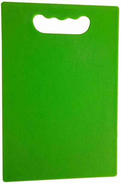 ATARC kitchen Household Tough & Durable Poly Cutting & Chopping Board Plastic Cutting Board Green Polypropylene Cutting Board