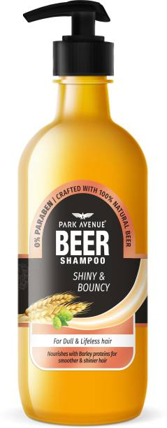PARK AVENUE Beer Shampoo Shiny and Bouncy