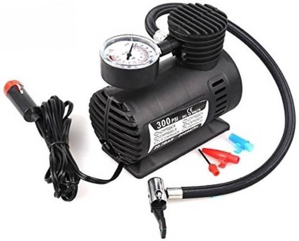 maxxlite 300 psi Tyre Air Pump for Car & Bike