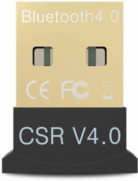 A1 SQUARE bluetooth dongle 4.0 Dongle Receiver Adapter For Windows Computer Laptop Tablets To Connect Bluetooth Enabled Headphone,Mouse, Keyboards, Speakers, Printers, Projectors, Headsets USB Adapter USB Adapter USB Adapter USB Adapter