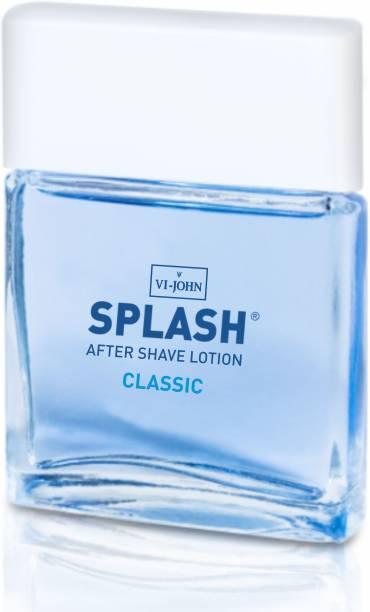 VI - JOHN After Shave Lotion Splash Pack Of 3 (bottle of 50 ml each)